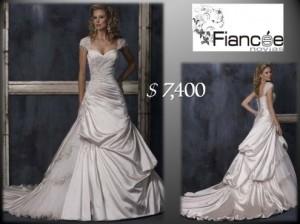 vendo vestidos de novias a super precio