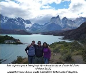 tours a la patagonia chilena-argentina tours para grupos recien casados