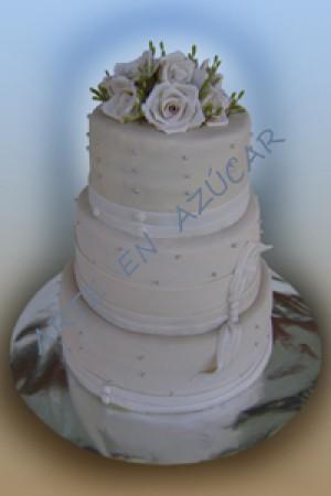pasteles de fondant arte en azúcar