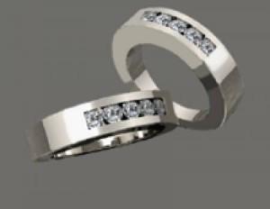 anillos de compromiso oro y plata. venta de sortijas para novios mexico
