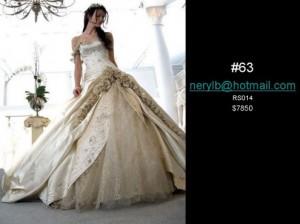 vestidos de novia a tu medida. vestidos de fiesta, xv a�os. mexico