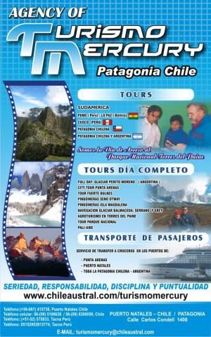 tours en chile patagonia chilena-argentina torres del paine glaciar