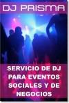 DJ para bodas. XV años. Eventos Empresariales.