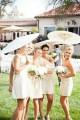 Sombrillas de bambú para bodas, sombrillas de bambú para bodas